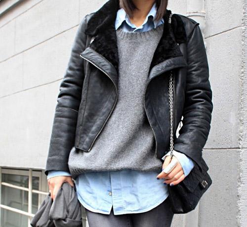 Phối sơ mi và áo len theo cách của bạn! - 12