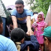 Philippines hứng chịu siêu bão mạnh nhất năm