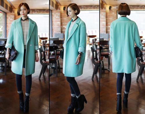 Bí kíp chống đơn điệu cho áo khoác mùa đông - 7