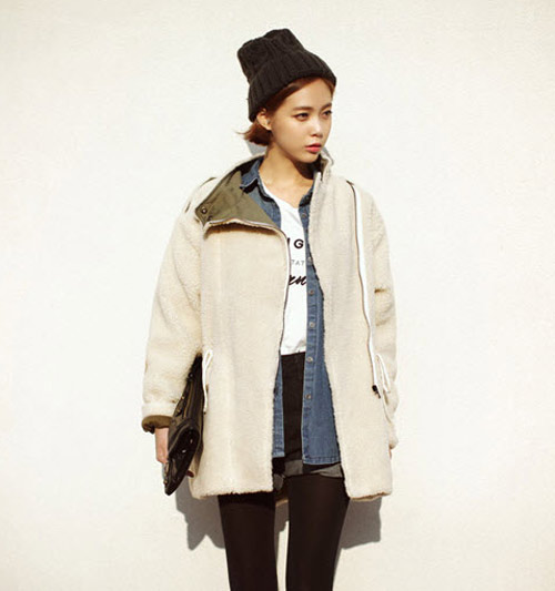 Bí kíp chống đơn điệu cho áo khoác mùa đông - 3