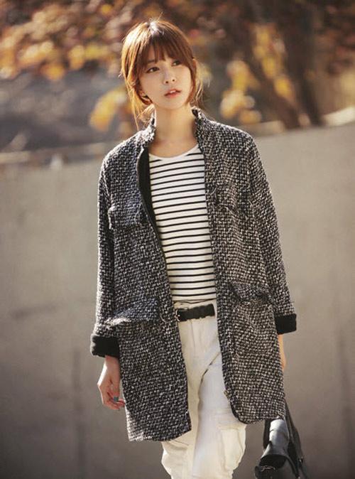 Bí kíp chống đơn điệu cho áo khoác mùa đông - 15