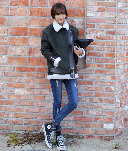 Bí kíp chống đơn điệu cho áo khoác mùa đông - 8