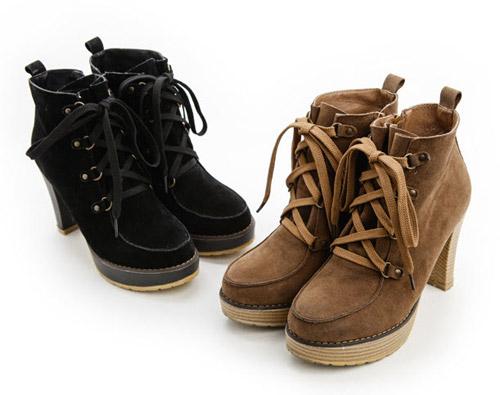 4 kiểu giày không thể thiếu của Thu Đông 2013 - 19