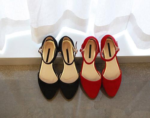 4 kiểu giày không thể thiếu của Thu Đông 2013 - 18