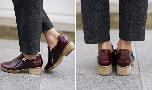 4 kiểu giày không thể thiếu của Thu Đông 2013 - 1