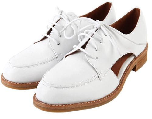 4 kiểu giày không thể thiếu của Thu Đông 2013 - 2