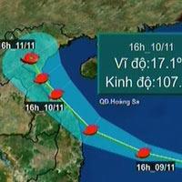 HaiYan - cơn bão mạnh nhất lịch sử thế giới