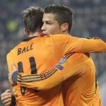 Bóng đá - Ronaldo và Bale đang hạnh phúc bên nhau