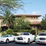 Ô tô - Xe máy - Võ sĩ triệu phú khoe Rolls-Royce Wraith mới