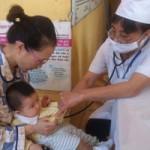 Sức khỏe đời sống - Tiêm lại vắc xin Quinvaxem: 81 trẻ bị phản ứng