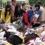 Thời trang - Các mánh lọc lừa tại chợ đồ cũ