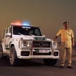 """Ô tô - Xe máy - Ngắm Mercedes-Benz G63 AMG """"độ"""" của cảnh sát Dubai"""