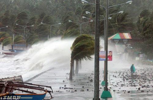 Siêu bão thế kỷ Haiyan và những con số - 7