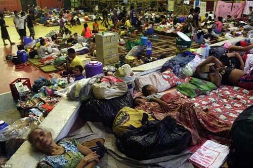 Siêu bão thế kỷ Haiyan và những con số - 9