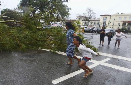 Vì sao Haiyan trở thành bão mạnh nhất năm? - 1