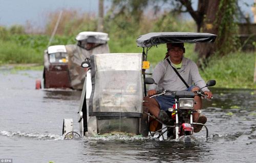Cận cảnh hành trình chết chóc của bão thế kỷ Haiyan - 5