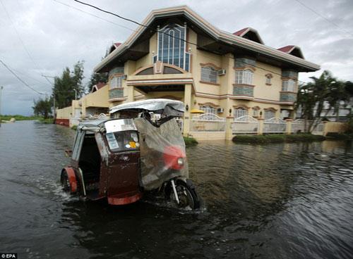 Cận cảnh hành trình chết chóc của bão thế kỷ Haiyan - 6