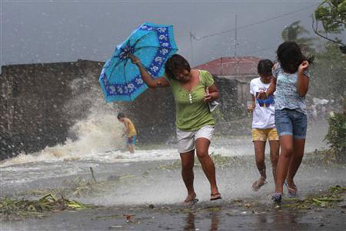 Cận cảnh hành trình chết chóc của bão thế kỷ Haiyan - 7