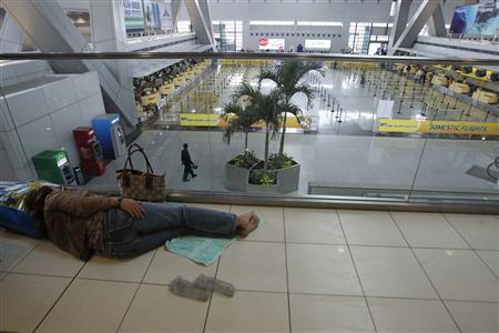 Cận cảnh hành trình chết chóc của bão thế kỷ Haiyan - 12