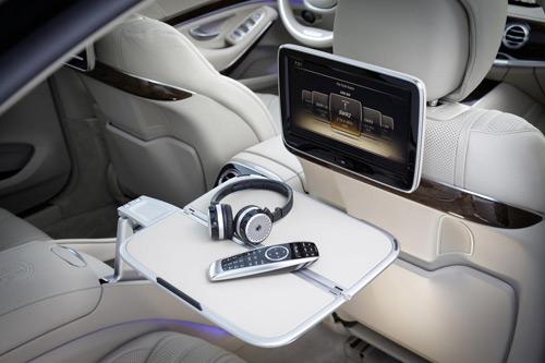 Mercedes-Benz S65 AMG 2014: Mạnh mẽ và trang nhã - 5