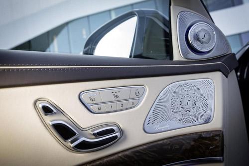 Mercedes-Benz S65 AMG 2014: Mạnh mẽ và trang nhã - 6