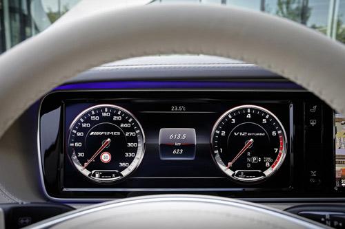 Mercedes-Benz S65 AMG 2014: Mạnh mẽ và trang nhã - 7