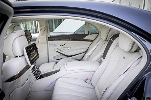 Mercedes-Benz S65 AMG 2014: Mạnh mẽ và trang nhã - 11