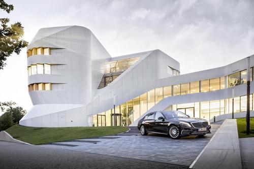 Mercedes-Benz S65 AMG 2014: Mạnh mẽ và trang nhã - 13