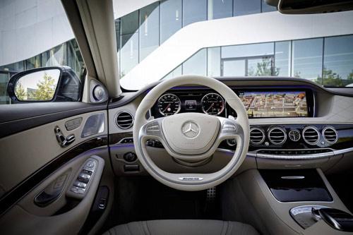 Mercedes-Benz S65 AMG 2014: Mạnh mẽ và trang nhã - 15
