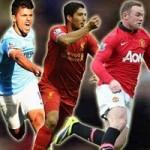 Bóng đá - Aguero xuất sắc hơn Rooney và Suarez