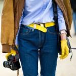 Thời trang - Gặp phụ kiện cần cho đôi tay ngày lạnh