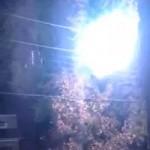 """Tin tức trong ngày - Top 5 clip: """"Cầu lửa"""" bốc cháy trên... dây điện"""