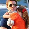 Tom Cruise không phải là người cha vô trách nhiệm?