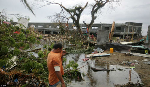 Tang thương vì siêu bão thế kỷ tại Philippines - 11