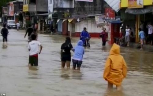 Tang thương vì siêu bão thế kỷ tại Philippines - 12