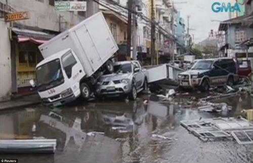 Tang thương vì siêu bão thế kỷ tại Philippines - 13