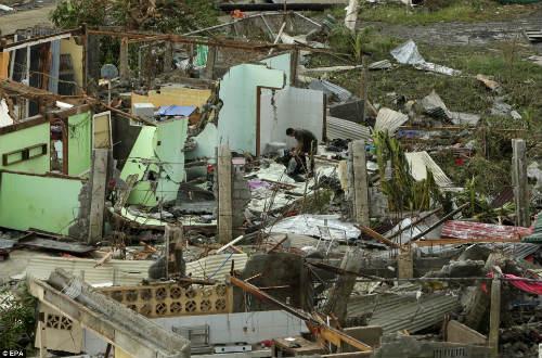 Tang thương vì siêu bão thế kỷ tại Philippines - 2