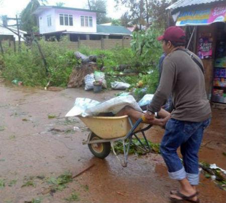 Tang thương vì siêu bão thế kỷ tại Philippines - 6