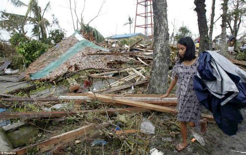 Tang thương vì siêu bão thế kỷ tại Philippines - 7