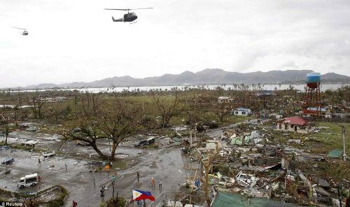 Tang thương vì siêu bão thế kỷ tại Philippines - 8
