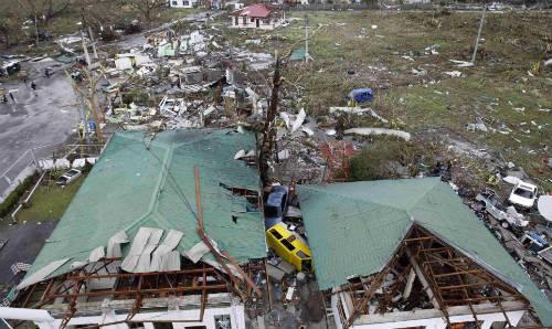 Tang thương vì siêu bão thế kỷ tại Philippines - 9