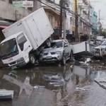 Tin tức trong ngày - Siêu bão thế kỷ: 1.200 người thiệt mạng