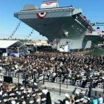 Tin tức trong ngày - Hạ thủy tàu sân bay hiện đại nhất nước Mỹ