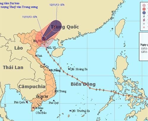 Toàn cảnh siêu bão Haiyan qua ảnh - 23