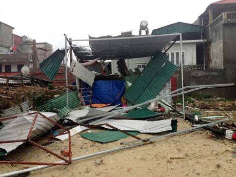 Toàn cảnh siêu bão Haiyan qua ảnh - 12
