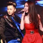 Ca nhạc - MTV - Thủy Tiên bốc lửa bên Ngô Kiến Huy