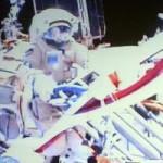 Olympic 2012 - Màn rước đuốc Olympic kỳ lạ trên vũ trụ
