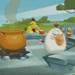 Video Clip Cười - Phim hoạt hình Angry Birds Toons: Món ăn giết người