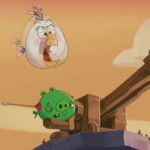 Video Clip Cười - Phim hoạt hình Angry Birds Toons: Kẻ ăn cắp