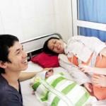 Sức khỏe đời sống - Sản phụ vào bệnh viện trú bão, chờ sinh